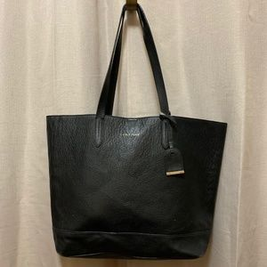 Cole Haan Authentic Black Leather Bag